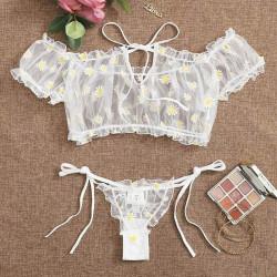 Daisies lingerie set