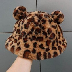 Small bear ears bucket hat