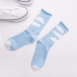Cloud socks