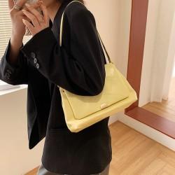 Vintage croco handbag