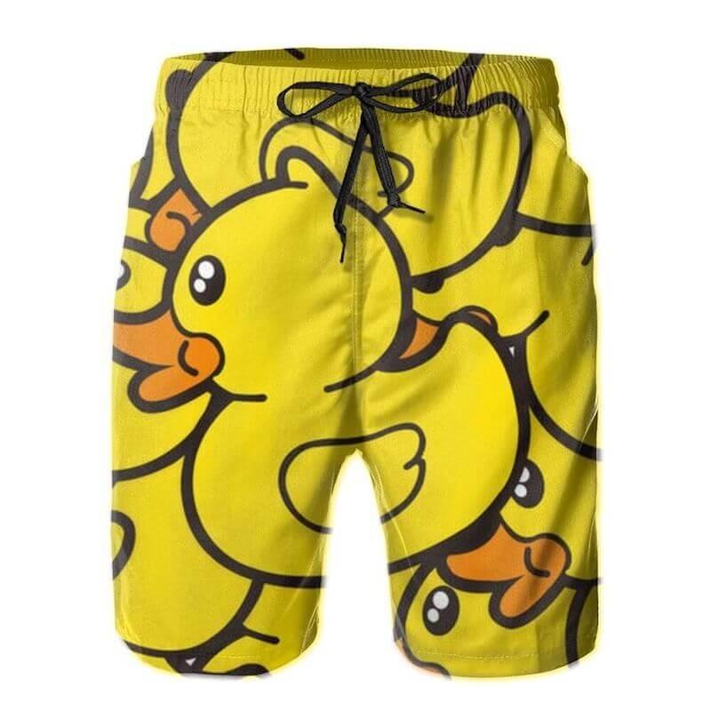 Duck swim shorts
