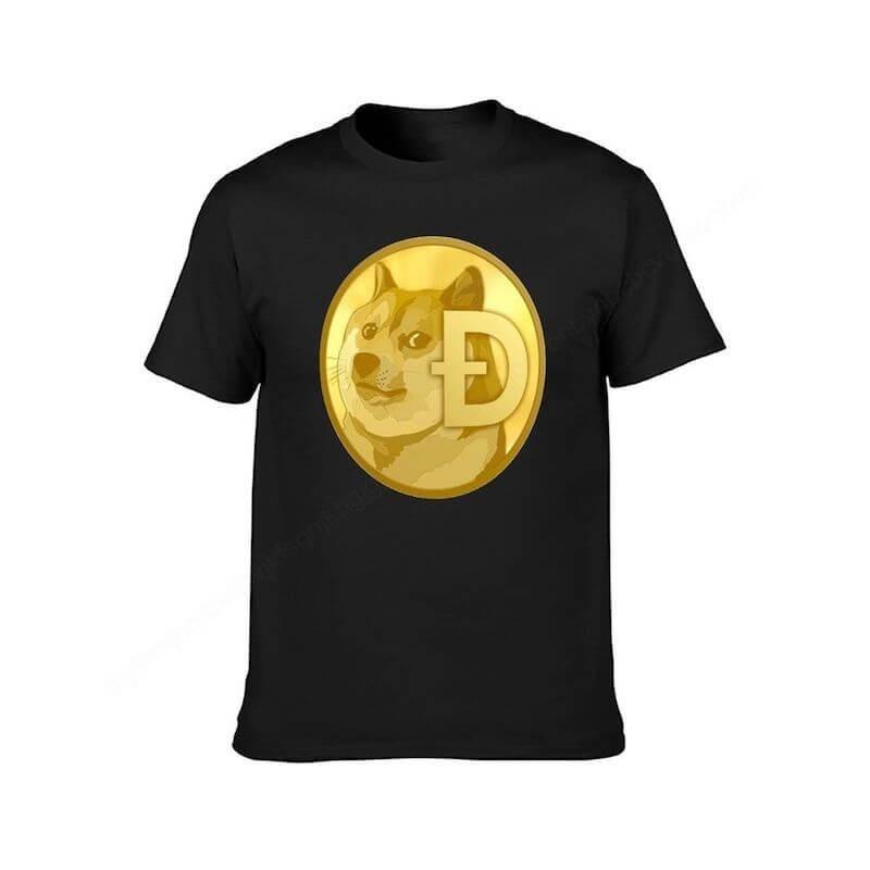 T-shirt Dogecoin
