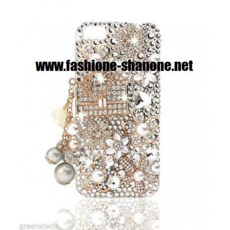 Coque iphone 5C bling bling