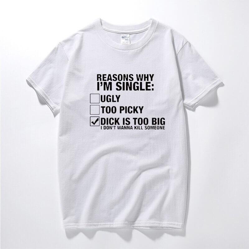 T-shirt PÉNIS EST TROP GROS