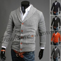 Niggas in Paris - V-neck casual cardigan